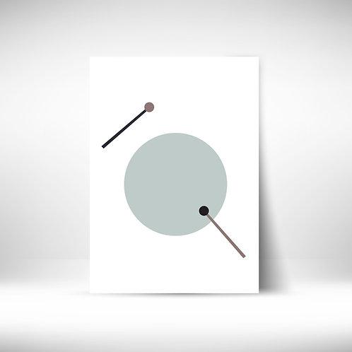 Music Poster - Drum2