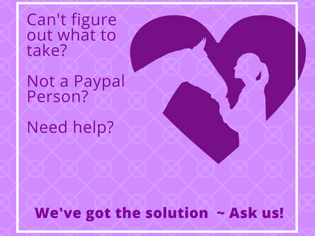 Need Help? That's what we are here for!