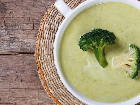 3 sopas verdes para o teu dia-a-dia!