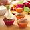 Thumbnail: 6 Moldes de Muffins Lékué