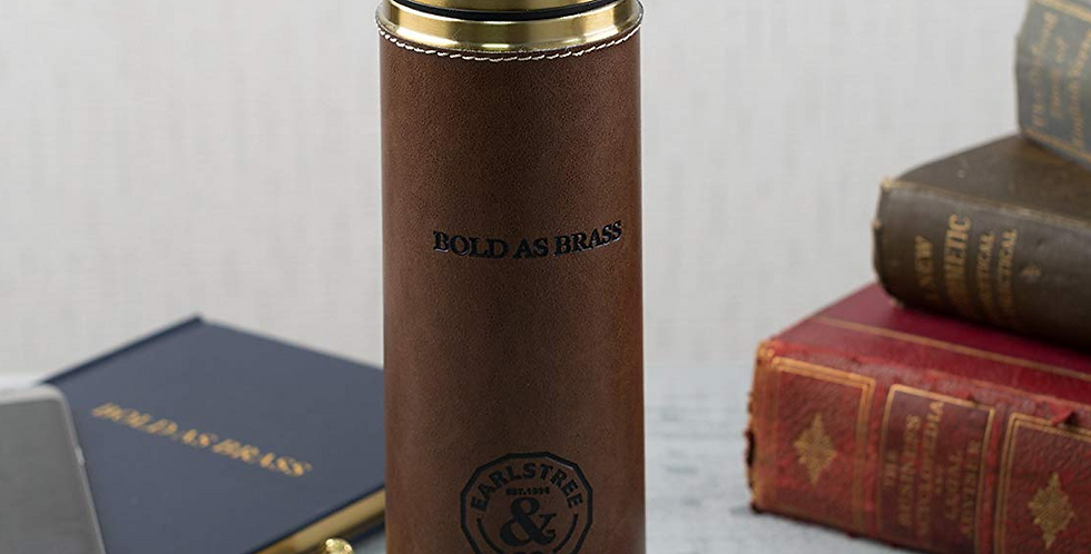 Bold As Brass Stainless Steel Flask - 500ml