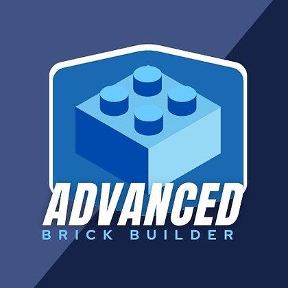 Advanced  Brick Builder Membership