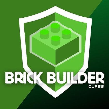 Basic Brick Builder Membership