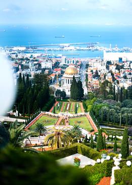 Bahai Gardens. Haifa