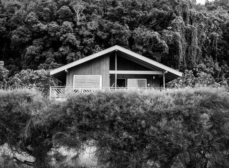 A Study of Kauai in Black and White