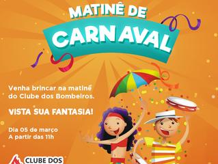 MATINÊ DE CARNAVAL