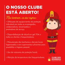 REABERTURA DO CLUBE DOS BOMBEIROS