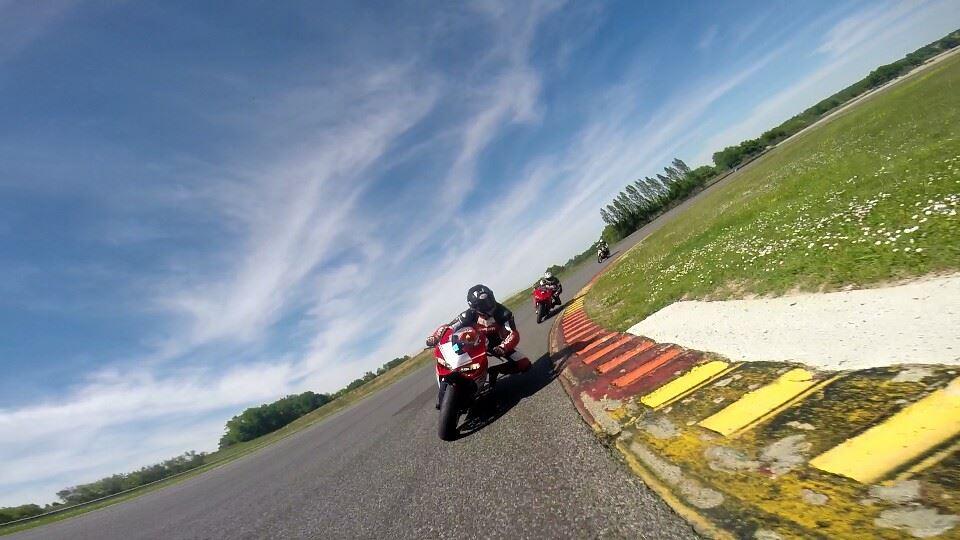 Desmo Track Nogaro