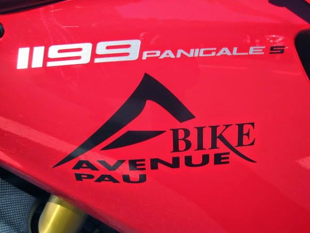 Panigale 1199 S Bike-Avenue