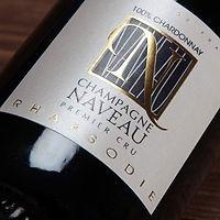 Rhapsodie Champagne Naveau