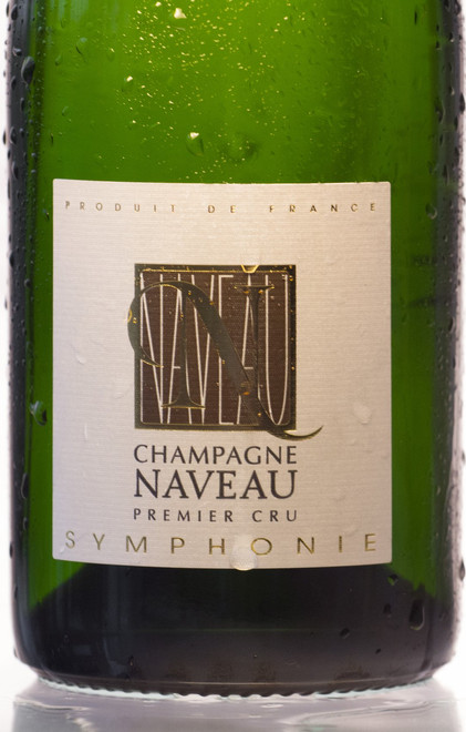 Champagne Naveau Symphonie Premier Cru Blanc de Blancs Chardonnay Best Champagne Meilleur