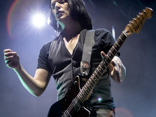 Placebo Perform in Concert