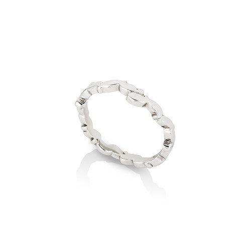 Fine Laurel Ring