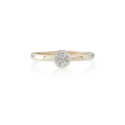 Diamond Spot Ring