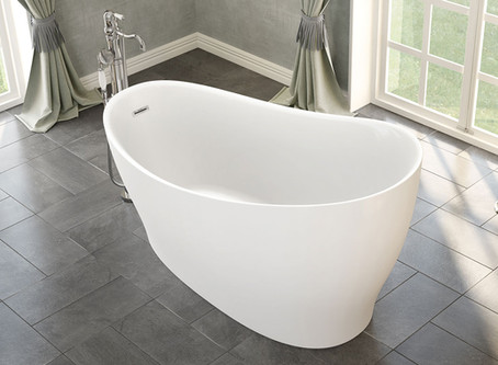 Bathroom  Project Tips for Sucess - Free Standing Bathtub