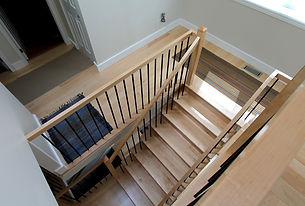 360renos Maple Hardwood, Maple Railing and Stair Treads Picture