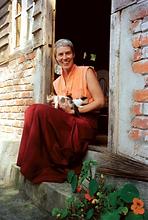 Philosopher and scientific theorist Christine Skarda