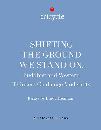 Shifting the Ground We Stand On, Linda Heuman