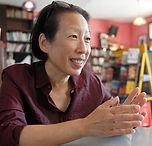 Writer Gish Jen