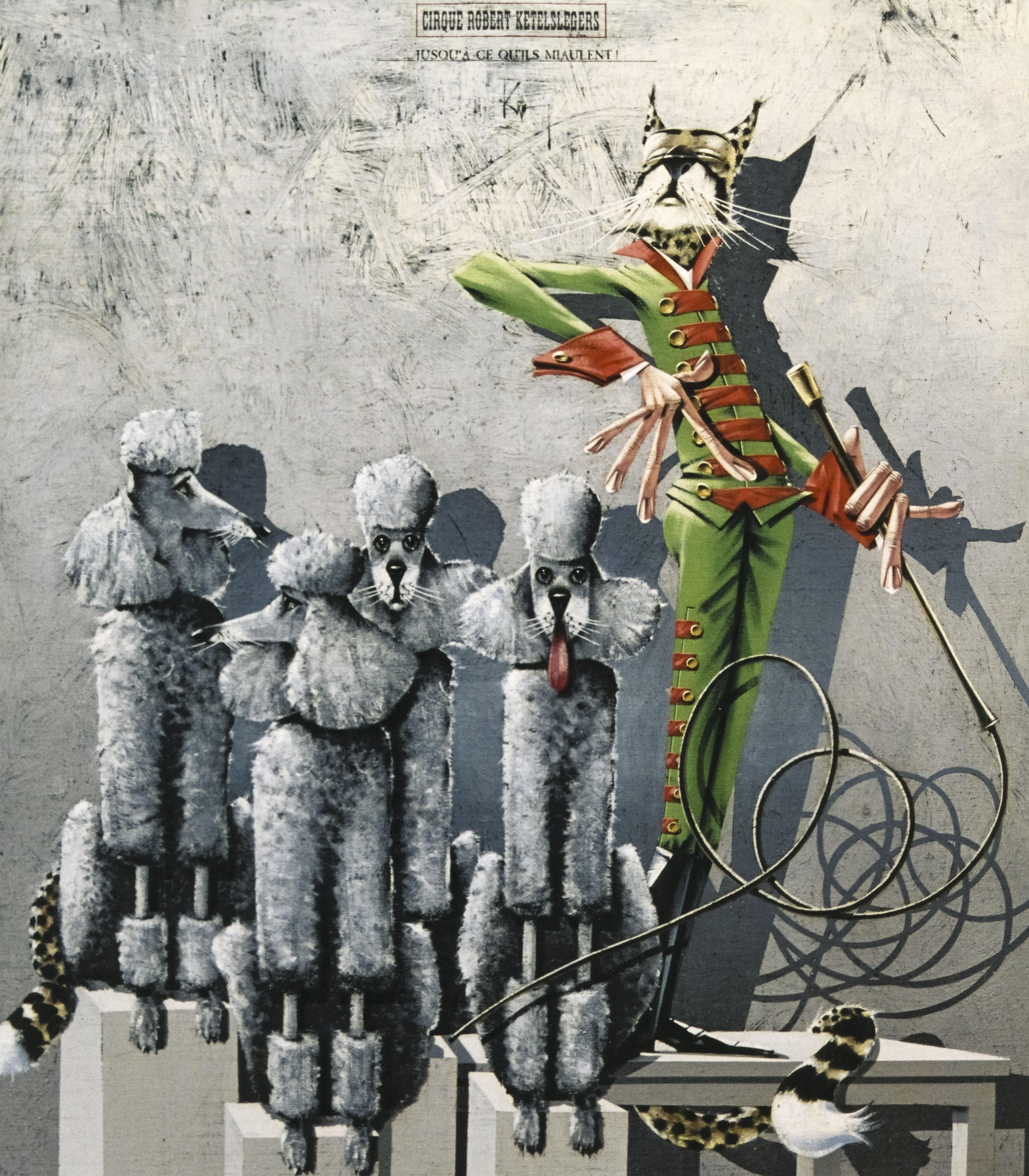 Cirque Robert Ketelslegers