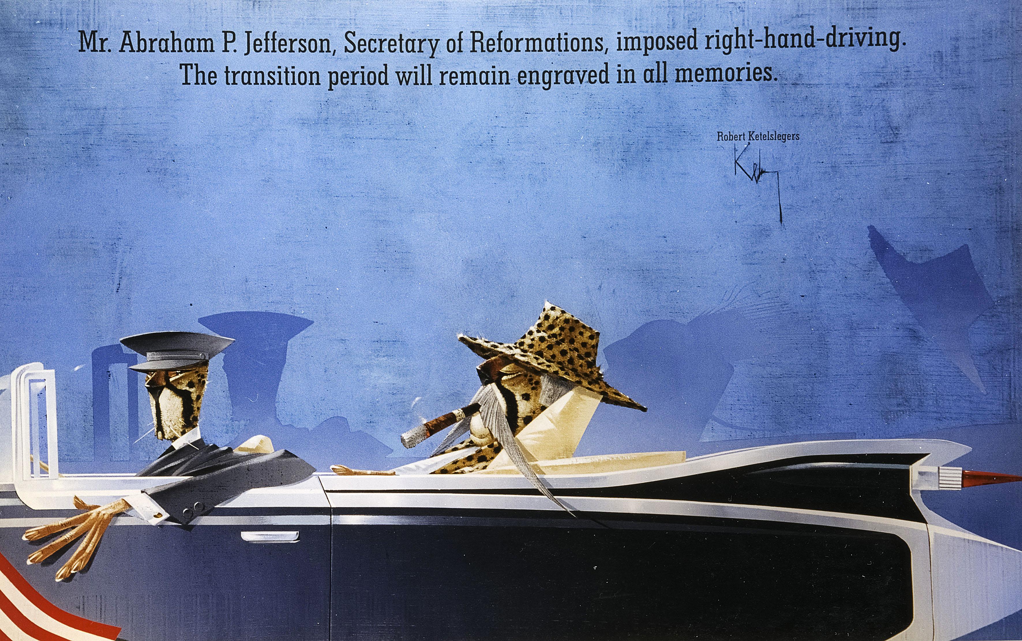 Tappleton and Jefferson