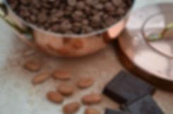 Luxury handmade chocolate and chocolate bars