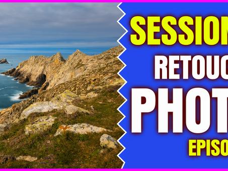 RETOUCHE PHOTO formation créative Session 01 Episode 01 et 02