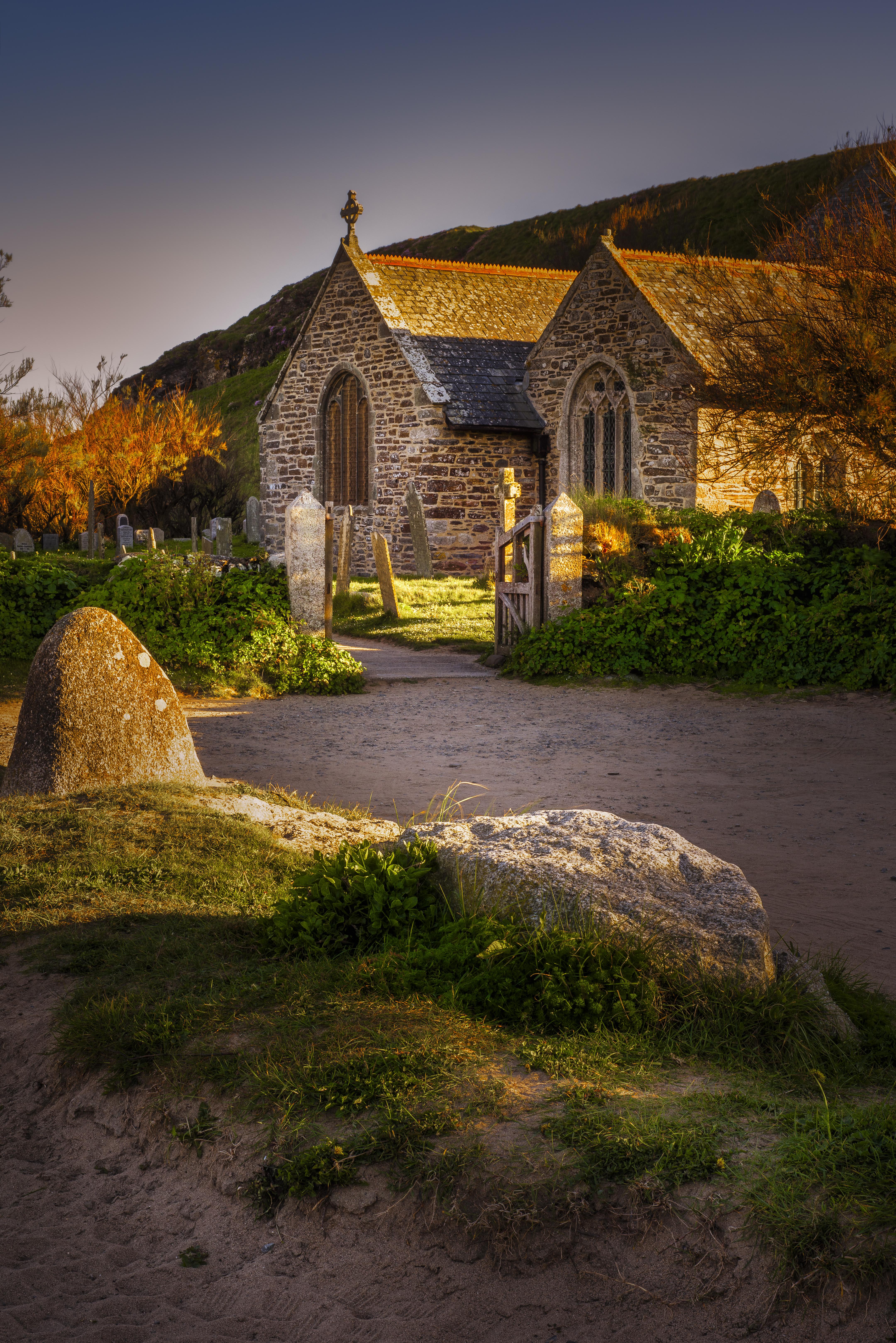 Gunwalloe - La Chapelle
