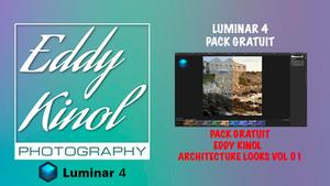 Luminar 4 Eddy Kinol Architecture looks vol 01