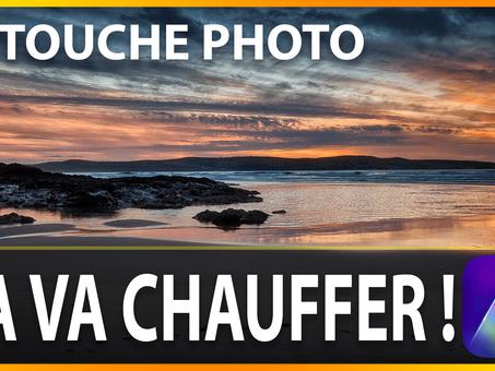 RETOUCHE photo COULEUR créative | Tutoriel complet LUMINAR AI en français