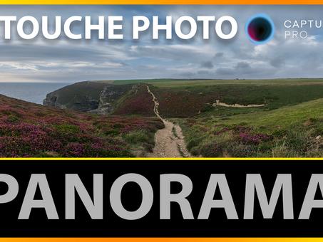 Coller un PANORAMA avec des RETOUCHES LOCALES sur AFFINITY PHOTO et CAPTURE ONE 21 | Tutoriel