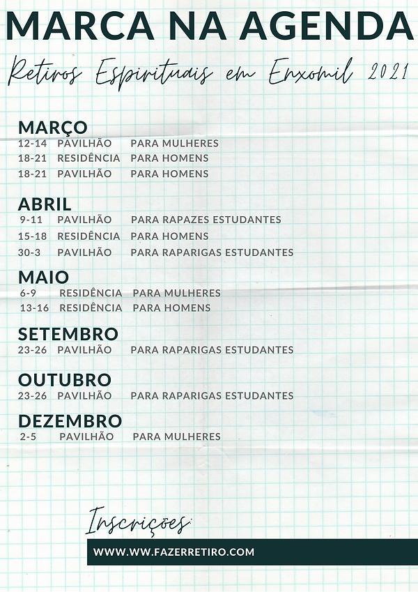 Formação Cozinha Opus Dei Convívio Enxomil Alojamento Retiro Cursos