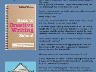 Our tutors... all about Bridget Whelan