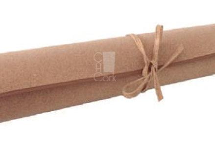 Yoga or Camping Cork Mat - Agglo Cork + EVA foam