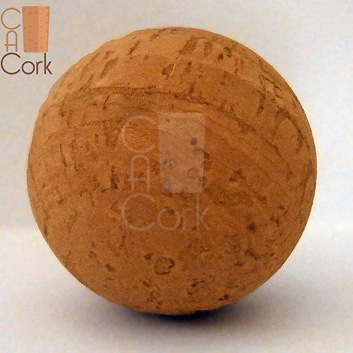 """Cork Ball - Natural - 0.36"""" to 2.76"""""""