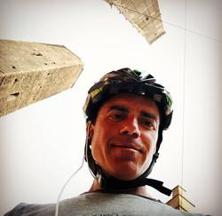 Ride 67 - day 90 - from Ferrara to Bologna (Italy) - 11 September 20