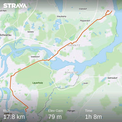 Ride 50 B - from Lubeck to Travemunde (Germany) to take the ferry to Helsinki (Finland) - 21 August