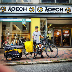Ride 50 A - from Seedorf to Lubeck (Germany) - 21 August 20