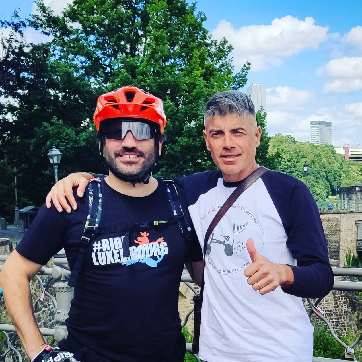 Luxemburg - Not Only A Currency - with Gregory - biketours.lu