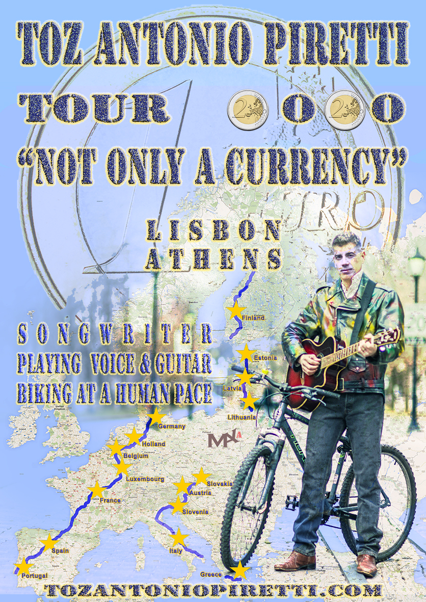 Poster (v3) - Not Only A Currency