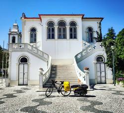 Ride 42 - from Gaia Porto to Mira (Portugal)