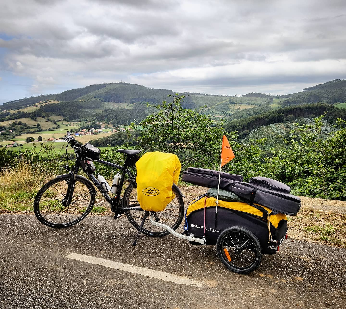 Ride 34 - from Ribadesella to Gijon (Spain) - 21 July 20