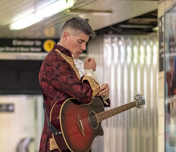 TOZ Antonio Piretti - Toronto Oct 2018