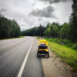 Ride 52 - from Tallinn to Parnu (Estonia) - 25 August 20