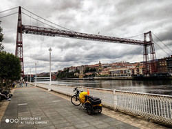 Ride 30 - from Bilbao to Escalante (Spain) - 17 July 20