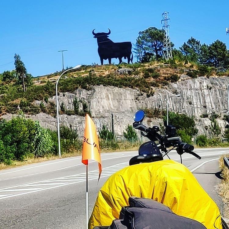 Ride 39 - from Santiago de Compostela to Mos