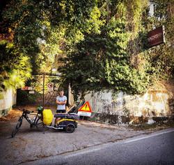 Ride 69 - day 92 - from Faenza to Riccione (Italy) - 14 September 20