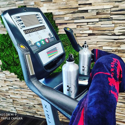 100 km.. daily training.. @infinity