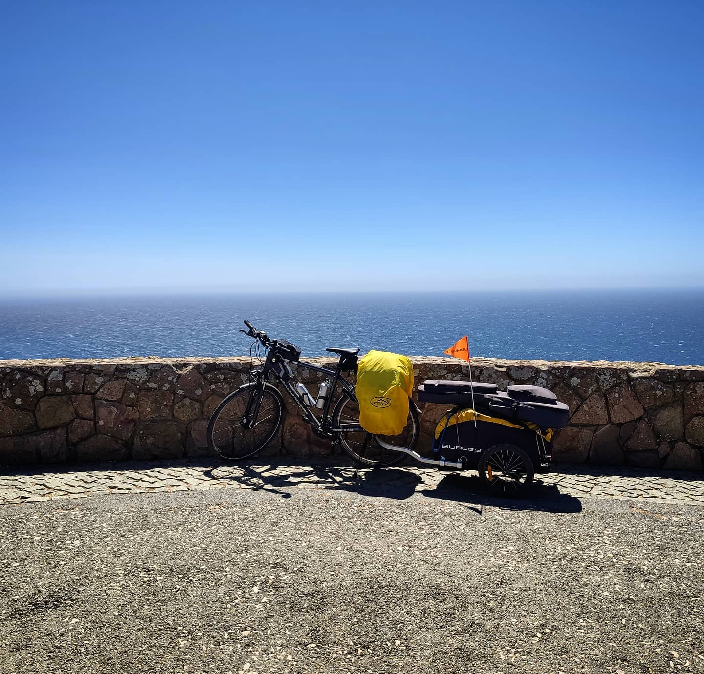 Ride 45 - from Torres Vedras to Sintra (Portugal)