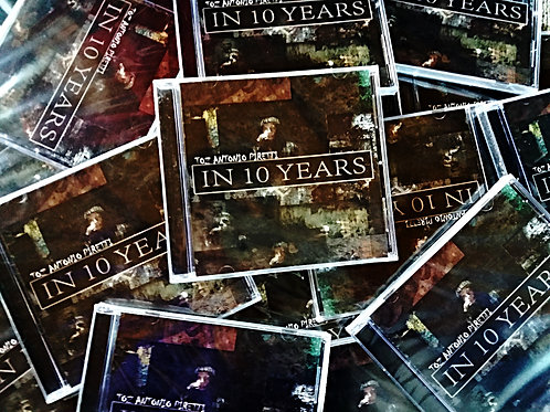 CD - ALBUM - IN 10 YEARS